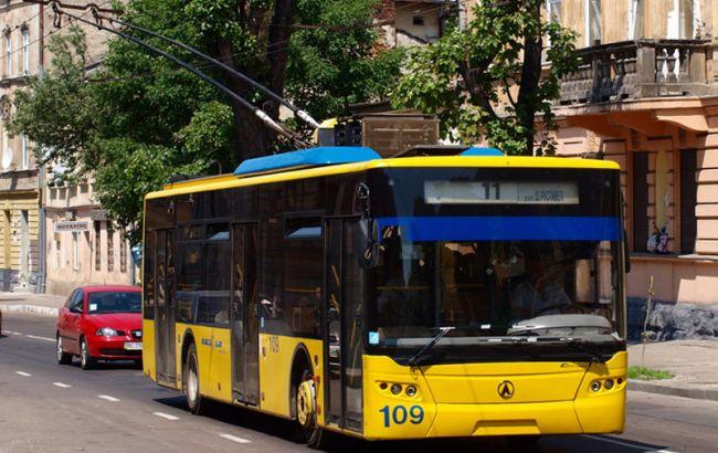 Фото: київський транспорт