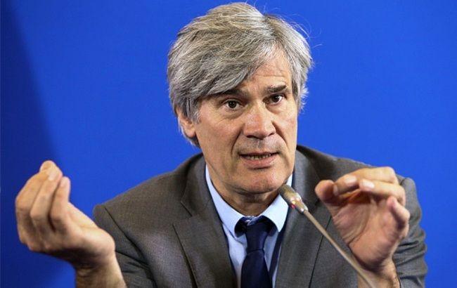 Французский министр заявил о желании Парижа снять санкции с России