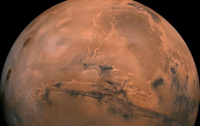 Фото: Марс (canaltech.com.br)