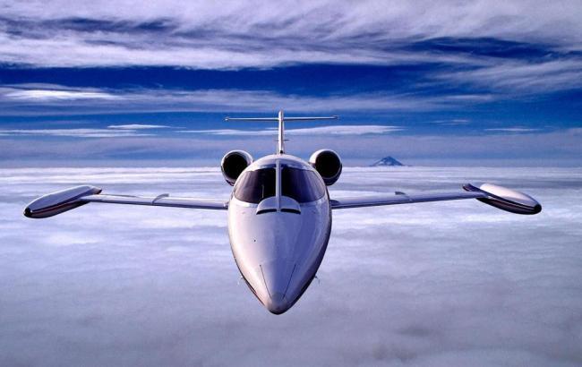 Фото: в Нью-Джерси разбился бизнес-самолет