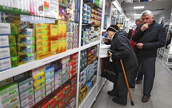 Украинским пациентам придется подождать снижения цен на лекарства до 1 апреля
