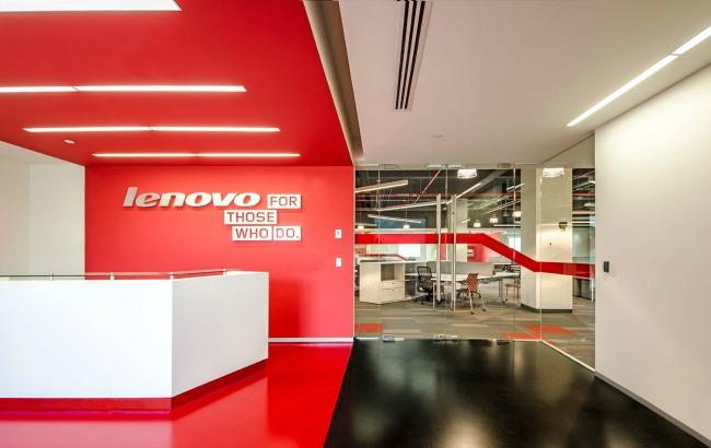 Фото: Lenovo увеличила чистую прибыль по итогам квартала (officesnapshots.com)