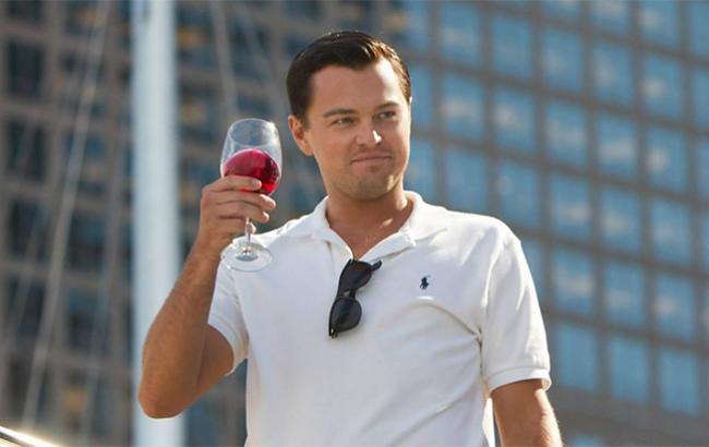 """Кава з зіркою: відома українська модель """"засвітилася"""" з Леонардо Ді Капріо"""