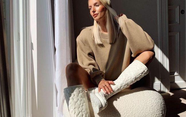 Платформа, унти і стійкий каблук: стиліст розповіла, як вибрати модне взуття на зиму