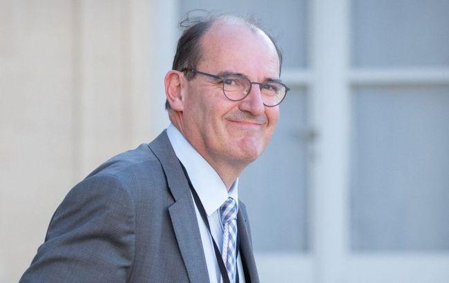 Прем'єр-міністр Франції зробив перше щеплення від COVID-19 препаратом AstraZeneca