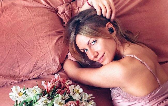 """""""З крихітками"""": Леся Нікітюк спокусила розкішними грудьми (фото)"""