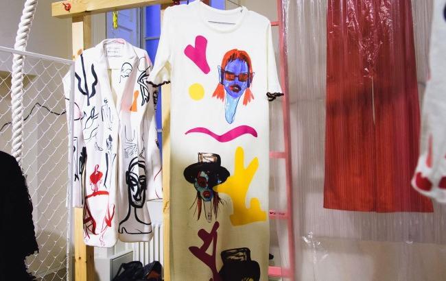 8 украинских брендов представили свои коллекции на London Fashion Week
