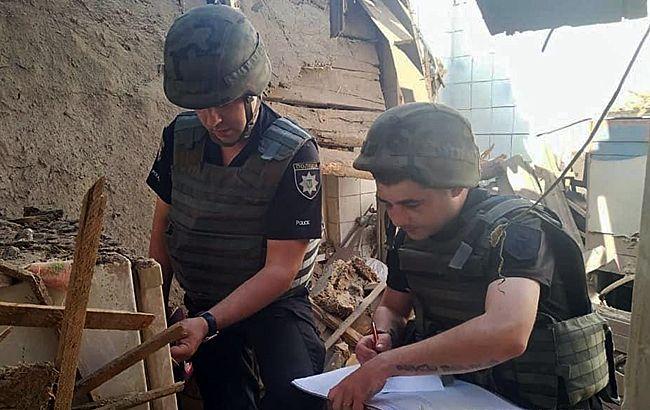 Бойовики обстріляли житлові райони Золотого