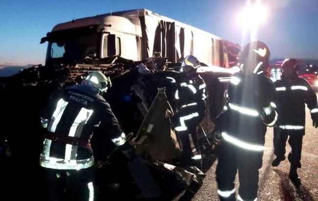 Аварія з українським автобусом у Румунії: число загиблих зросло