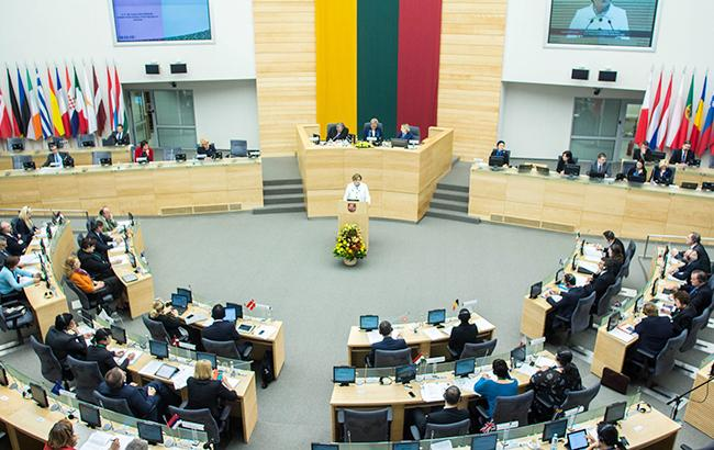 """Литва внесла в """"список Магнитского"""" свыше 40 человек"""
