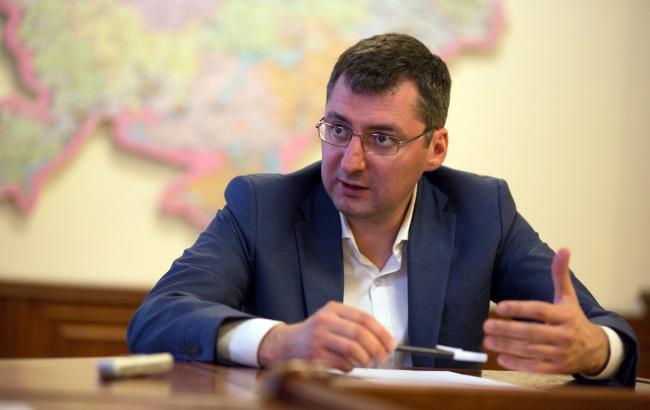 Замглавы ГФС Ликарчук заявляет о планах Кабмина отстранить его от должности