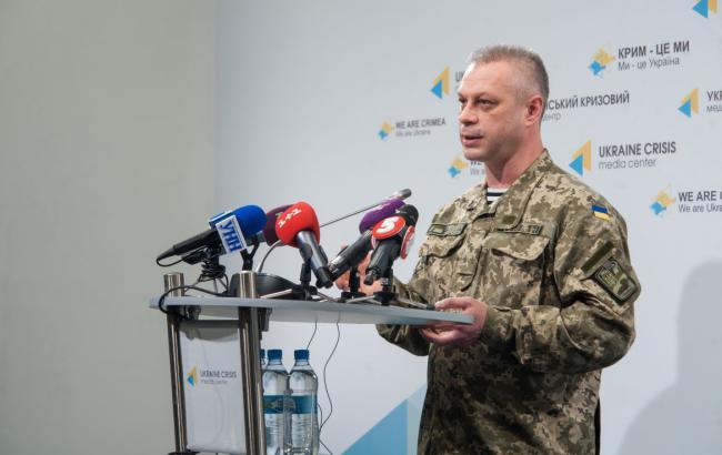На Донбасі за добу поранено 3 бійців сил АТО, - штаб