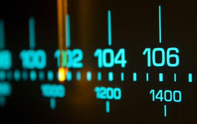 Фото: п'ять українських радіостанцій не дотримуються квоти