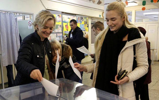 Фото: парламентські вибори в Литві