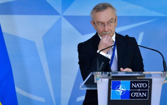 Фото: заместитель министра обороны Украины по вопросам евроинтеграции Игорь Долгов
