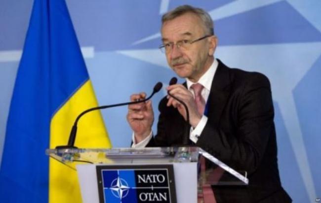 Фото: заступник міністра оборони України з питань євроінтеграції Ігор Долгов