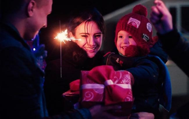 Зворушливий ролик до Нового року від молодого українського режисера