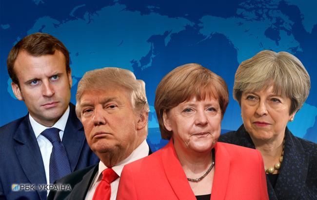 Отруєння Скрипаля: США, Британія, Франція і Німеччина зробили заяву про причетність Росії
