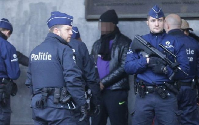 У Бельгії затримали трьох осіб, підозрюваних у тероризмі