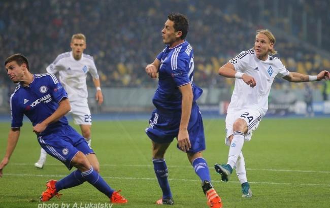 Динамо: онлайн-трансляция матча Лиги Чемпионов