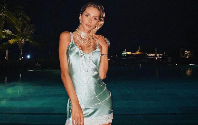 В соблазнительном коротком платье-ночнушке: Лобода показала, в чем ходит на романтические свидания