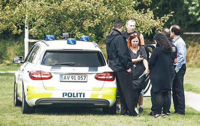 Фото: датская полиция сработала оперативно (Scanpix)