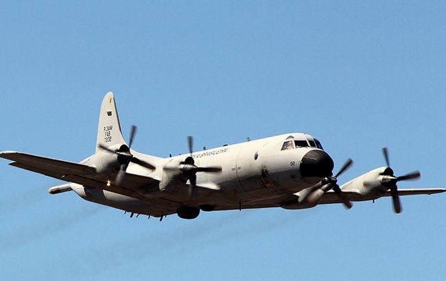 Фото: патрульный самолет P-3 Orion (flickr.com-degu_andre)