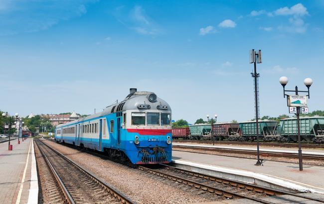 Фото: Поїзд (pixabay.com/SofiLayla)
