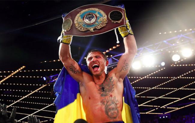 Фото: Український боксер готовий до нових завоювань (facebook.com)