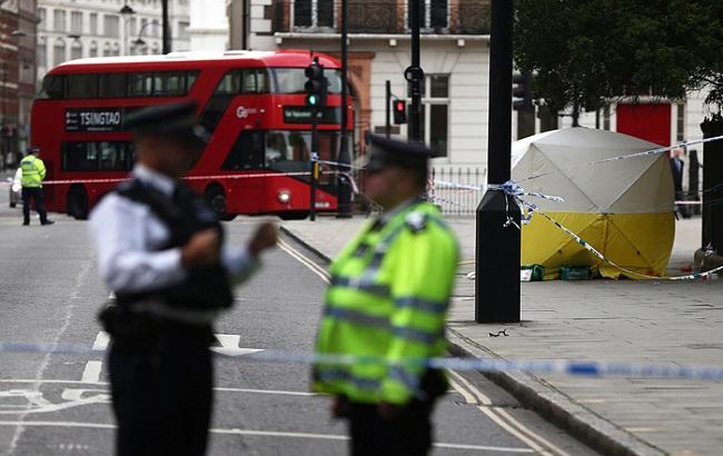 Фото: напад у Лондоні здійснила психічно хвора людина
