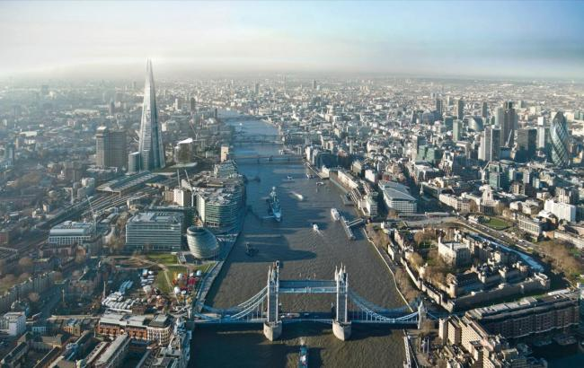 В Лондоне задержаны 100 велосипедистов, пытавшихся проехать по Олимпийскому парку