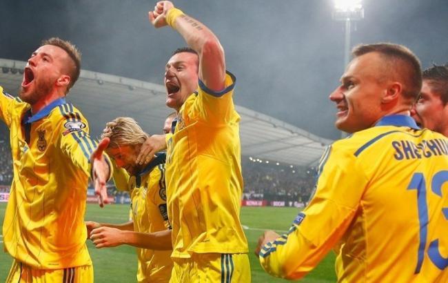 Словенія - Україна: Відео голів матчу