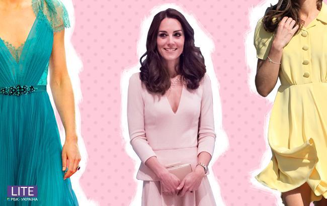 Королевский дресс-код vs Стиль: топ-6 спорных образов Кейт Миддлтон