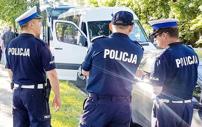 Польские таможенники задержали 17 украинцев