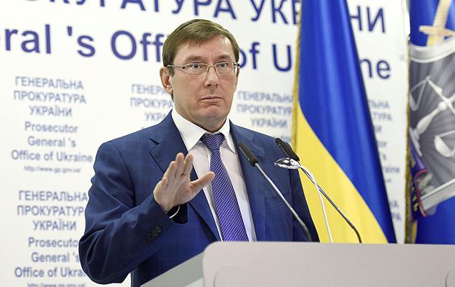 Луценко заинтриговал рассказом огражданине «сверхдержавы», попытавшемся украсть военные секреты Украинского государства