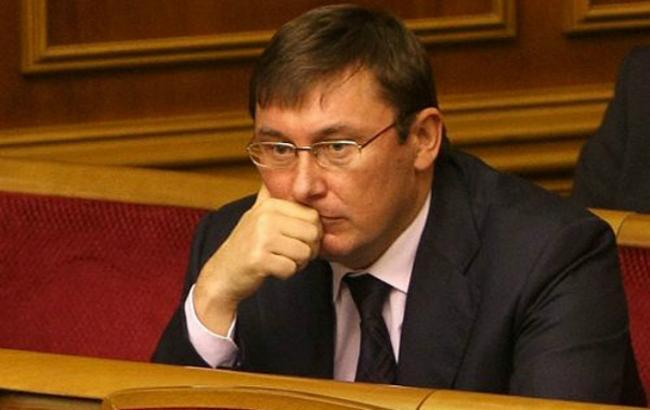 Рада 14 травня розгляне призначення членів ВРЮ від парламенту, - Луценко