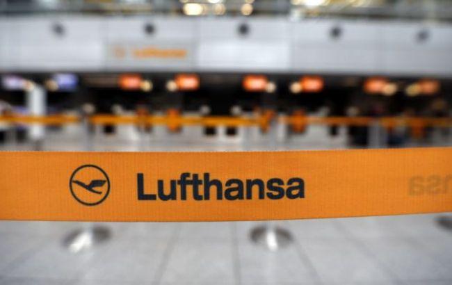Фото: несколько рейсов Lufthansa находятся под угрозой отмены