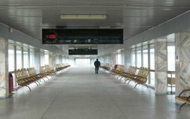Фото: Луганський залізничний вокзал сьогодні (bbc.com)