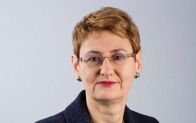 Фото: официальный представитель НАТО Оана Лунгеску