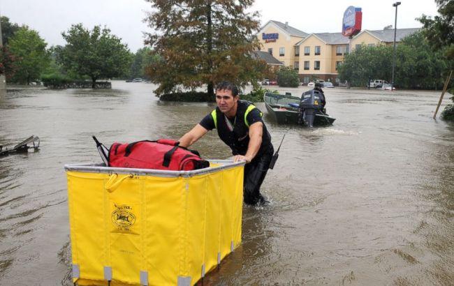 Фото: ранее сообщалось о четырех погибших в результате наводнения в Луизиане