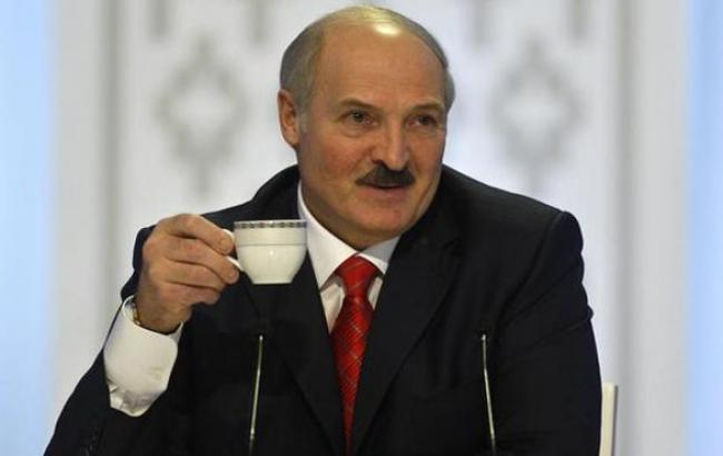 Фото: На кофе запрет Лукашенко не распространяется (tiscali.cz)
