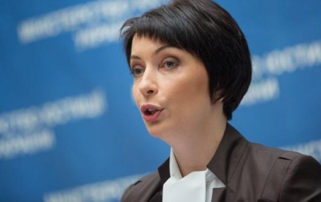 СБУ затримала екс-міністра юстиції Лукаш