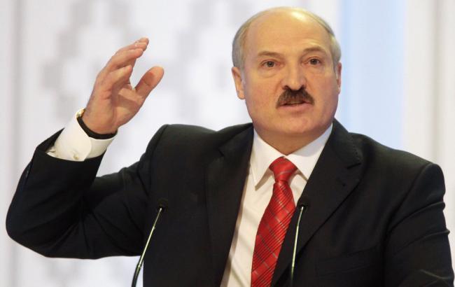 Фото: президент Білорусі Олександр Лукашенко