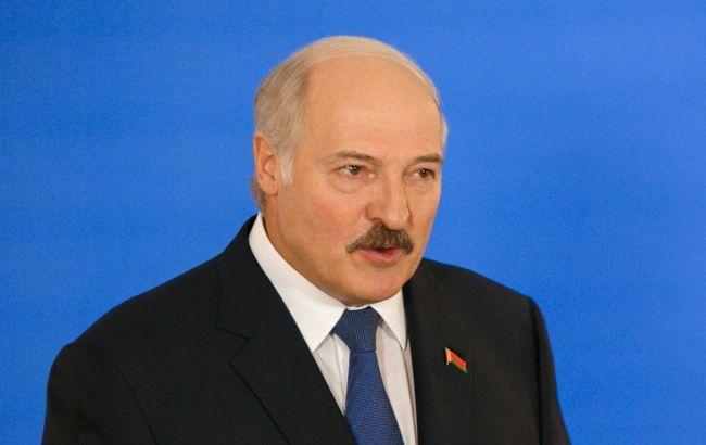 Лукашенко уверил Порошенко вневозможности втянуть Беларусь ввойну против Украинского государства