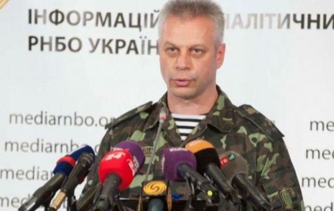 В зоне АТО за сутки зафиксирован пролет 10 беспилотников боевиков, - АПУ
