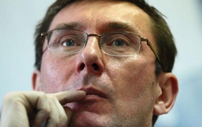 Коалиция не обсуждала вопрос отставок в Кабмине, - Луценко