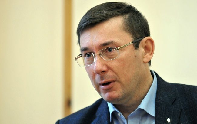 Фото: Юрий Луценко рассказал о задержании первого замглавы Госслужбы труда