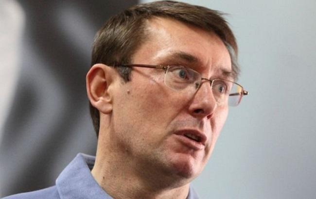 Луценко допускає формування нового Кабміну на чолі з Яценюком