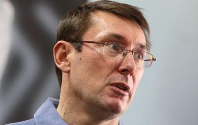Луценко: вибори в Маріуполі пройдуть не пізніше листопада