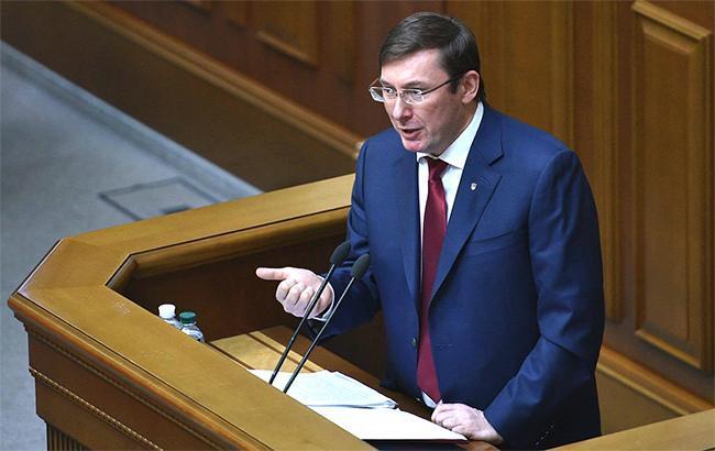 Експертиза підтвердила, що на доказах голоси Курченка та Саакашвілі, - Луценко